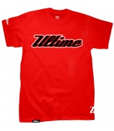T-Shirt Ultime Red