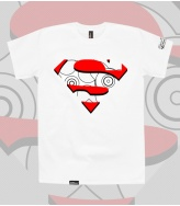 T-shirt Supercharged