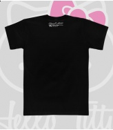 T-Shirt Hello Titty Black