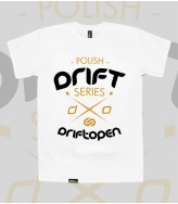 T-Shirt Polish Drift Series - Drift Open