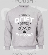 Bluza Polish Drift Series- Drift Open